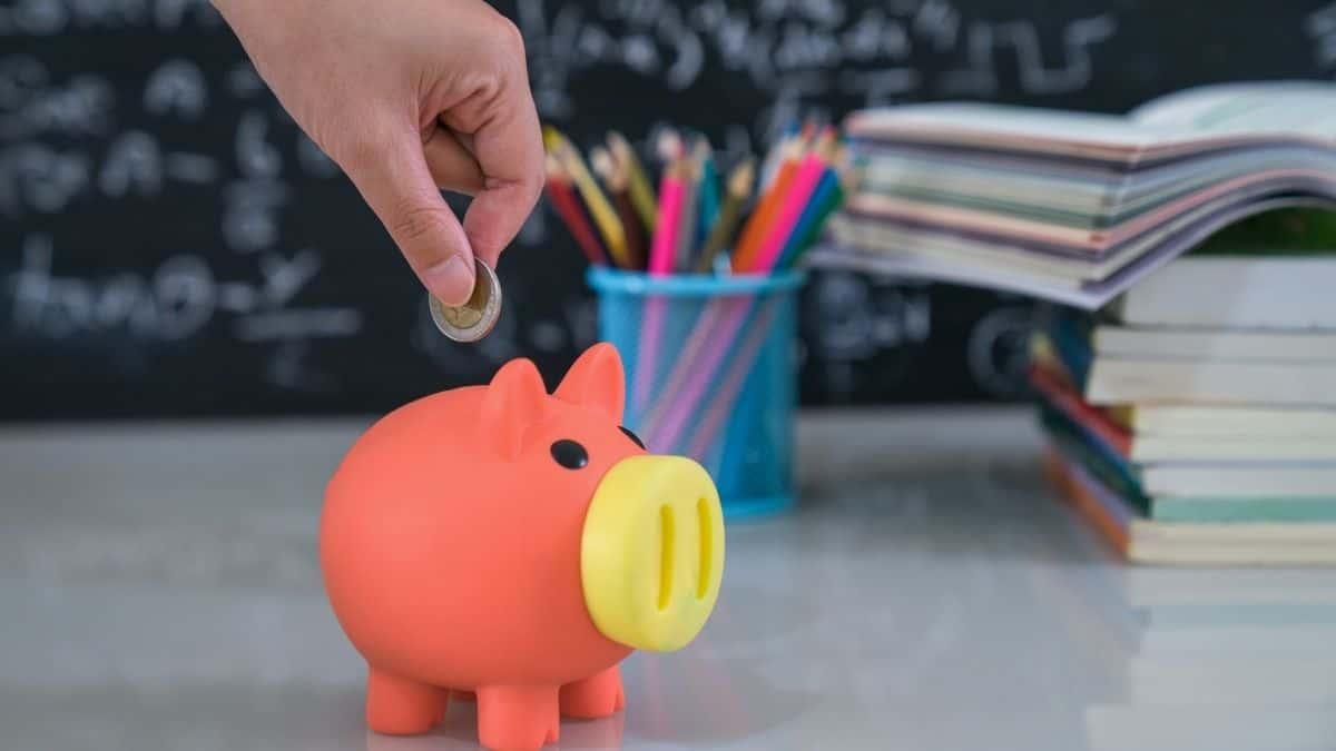 毎月の学校教育費