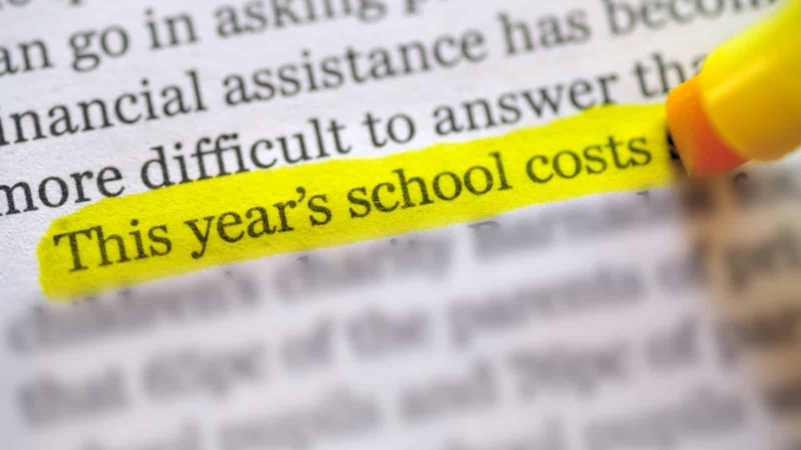 私立高校 入学費用