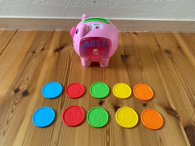 Laugh & Learn Piggy Bank